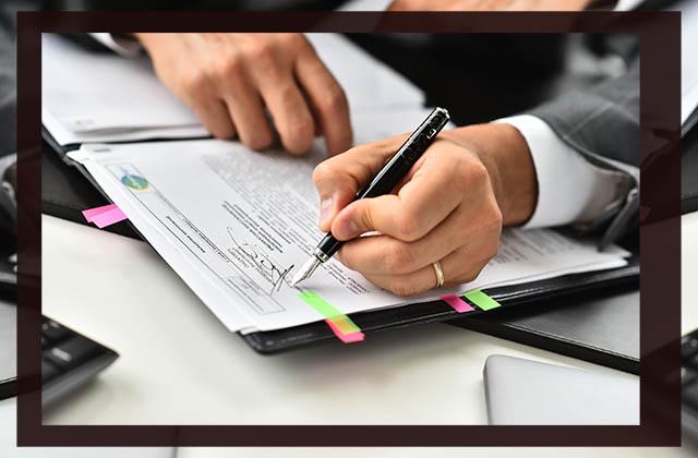 Консультирование и подготовка юридических заключений (меморандумов)