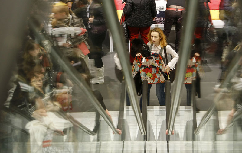 Магазин H&M в Москве в 2009 году. Фото: Денис Синяков / Reuters / Forum